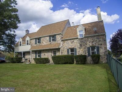Bucks County Single Family Home For Sale: 901 Cherry Lane