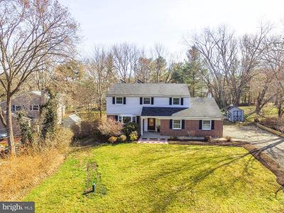 Doylestown Single Family Home For Sale: 75 Sauerman Road