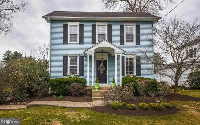 Newtown Single Family Home For Sale: 760 Durham Road