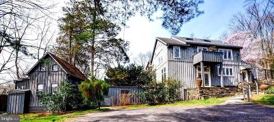 Bucks County Single Family Home For Sale: 45 River Road