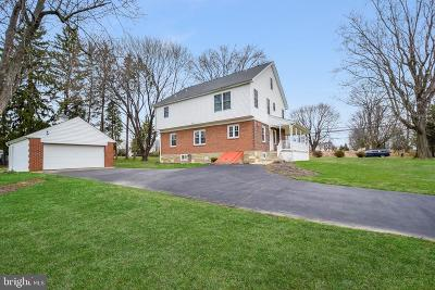 Bucks County Single Family Home For Sale: 12 Maple Lane