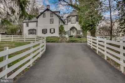 Bucks County Single Family Home For Sale: 1300 Chinquapin Road