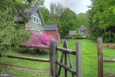 Bucks County Single Family Home For Sale: 4535 Burnt House Hill Road