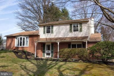 Richboro Single Family Home For Sale: 155 Twining Ford Road