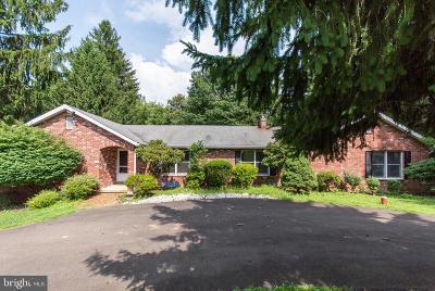 Yardley Single Family Home Under Contract: 26 Sunnyside Lane
