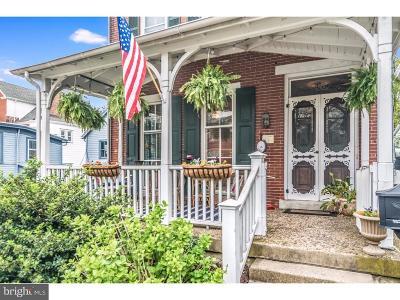 Bucks County Single Family Home For Sale: 98 S Clinton Street