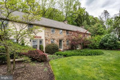 Bucks County Single Family Home For Sale: 4486 York Road