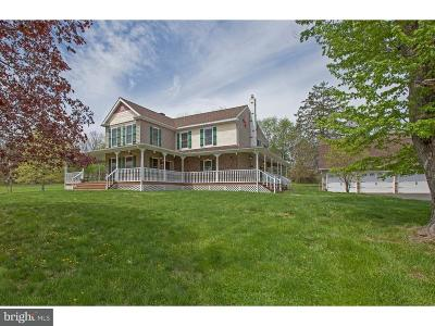 Bucks County Single Family Home For Sale: 1038 Ferry Road