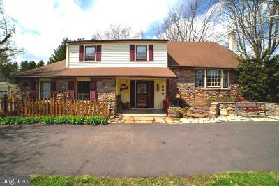 Ivyland Single Family Home For Sale: 1600 Hatboro Road