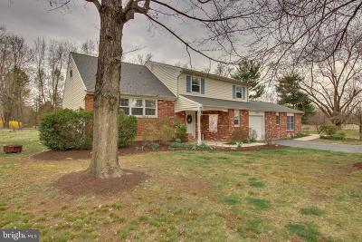 Bucks County Single Family Home For Sale: 3315 Hemlock Circle