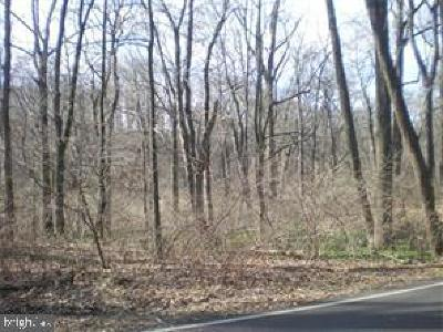 Bucks County Residential Lots & Land For Sale: Sandy Run Road