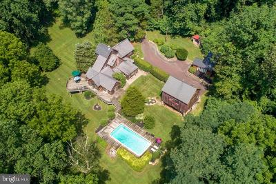 Bucks County Single Family Home For Sale: 405 County Line Road
