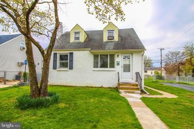 Bristol Single Family Home For Sale: 813 Snowden Avenue