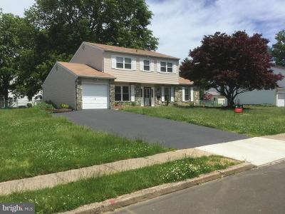 Warminster Single Family Home For Sale: 765 Cotlar Lane