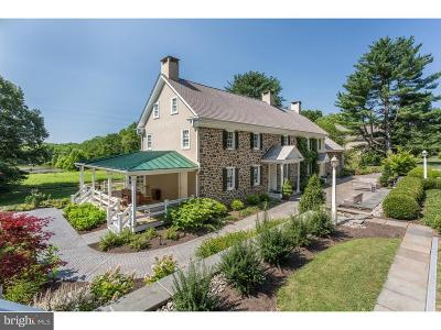 Bucks County Single Family Home For Sale: 584 Marienstein Road