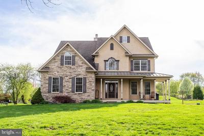 Bucks County Single Family Home For Sale: 115 W Branch Road