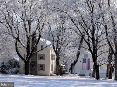 Bucks County Single Family Home For Sale: 978 Highland Road