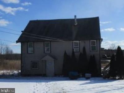 Bucks County Single Family Home For Sale: 12 E Broad Street