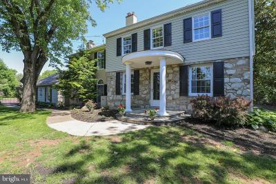 Bucks County Single Family Home For Sale: 15 Barry Road