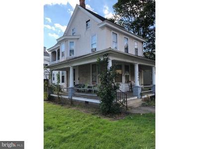 Bucks County Multi Family Home For Sale: 446 E Walnut Street
