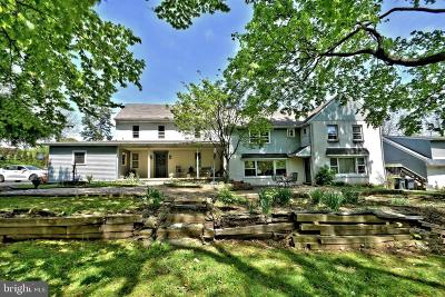 Bucks County Single Family Home For Sale: 691 Stoneyford Road