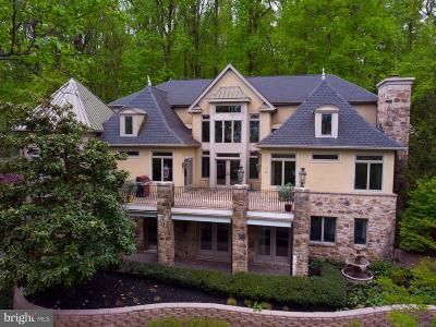 Doylestown Single Family Home For Sale: 5710 Oak Crest Drive