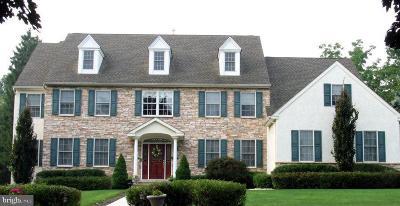 New Hope Single Family Home For Sale: 6451 Middleton Lane