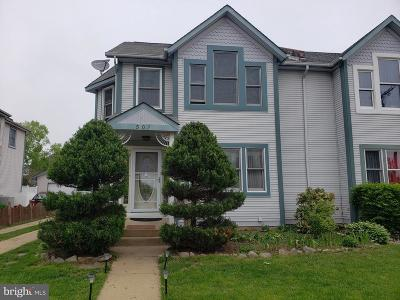 Bristol Single Family Home For Sale: 507 Washington Street