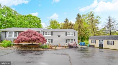 Bucks County Single Family Home For Sale: 602 Church Road