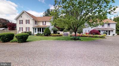 Bucks County Single Family Home For Sale: 443 Dublin Pike