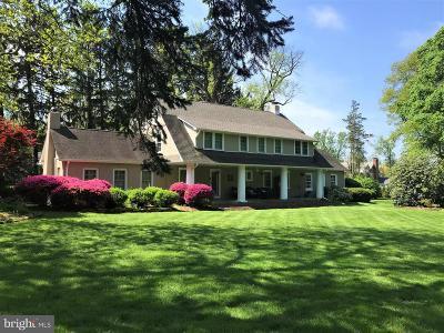 Bucks County Single Family Home For Sale: 2116 N Crescent Boulevard