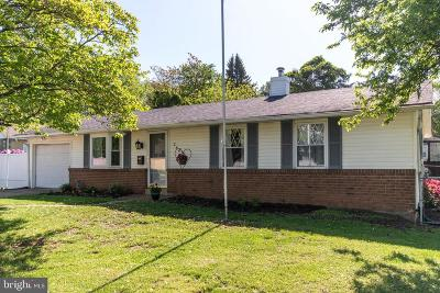 Bensalem Single Family Home For Sale: 2487 Hulmeville Road