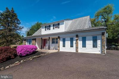 Bucks County Single Family Home For Sale: 14 Park Road