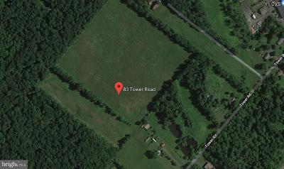 Bucks County Residential Lots & Land For Sale: 83 Tower Road