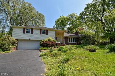 Yardley Single Family Home For Sale: 2108 Yardley Road