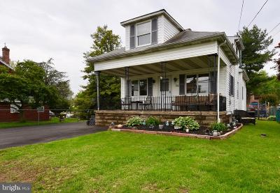 Bucks County Single Family Home For Sale: 904 Cedar Avenue