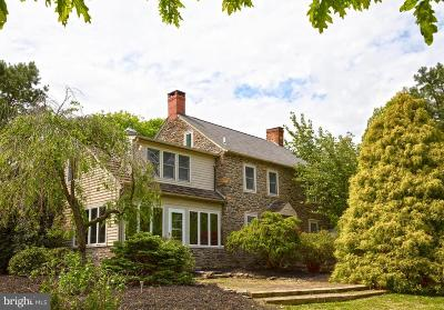 Bucks County Single Family Home For Sale: 5291 Durham Road