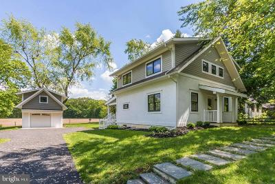 New Hope Single Family Home For Sale: 6154 Upper York Road