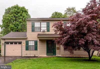 Croydon Single Family Home For Sale: 1296 Sycamore Avenue