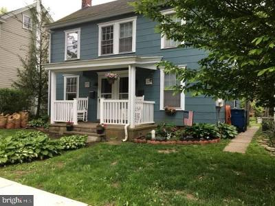 Bucks County Multi Family Home For Sale: 90-92 Cottage Street