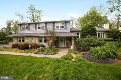 Bucks County Single Family Home For Sale: 1334 University Drive