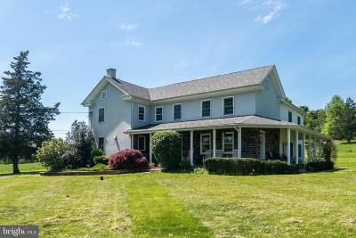 Bucks County Single Family Home For Sale: 3524 Farm School Road
