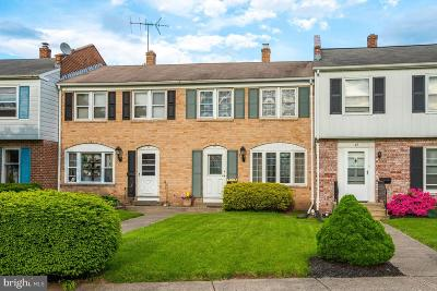 Bucks County Townhouse For Sale: 61 Alan Lane