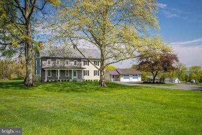 Bucks County Single Family Home For Sale: 1467 Chestnut Ridge Road
