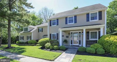 Doylestown Single Family Home For Sale: 222 E Ashland Street