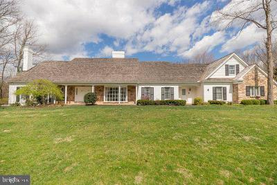 Bucks County Single Family Home For Sale: 1234 Township Line Road