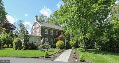 Bucks County Single Family Home For Sale: 776 N Limekiln Pike