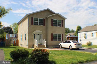 Bristol Single Family Home For Sale: 2805 Crest Avenue