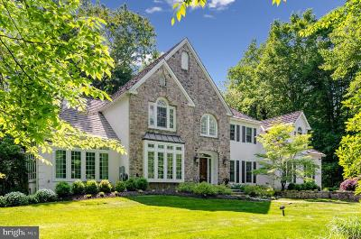 Washington Crossing PA Single Family Home For Sale: $1,199,000