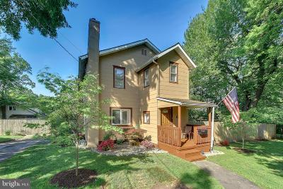 Warminster Single Family Home Under Contract: 500 Prospect Road